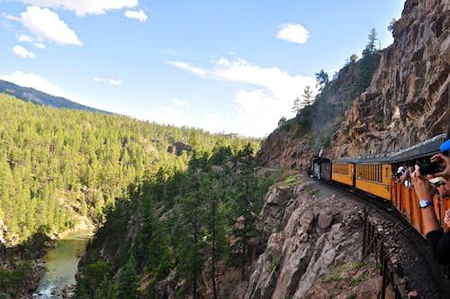 Durango Silverton Trail