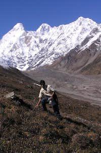 Nanda Devi & Tashin....