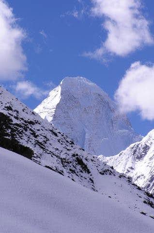 Nanda Devi main summit,...