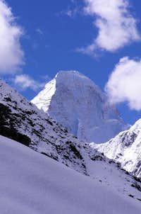 Nanda Devi main summit,...