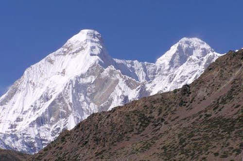 Nanda Devi, september 2004.