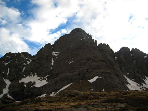 The Ellingwood Arete
