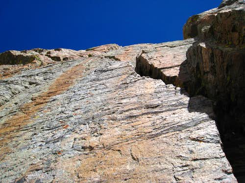Looking up the third pitch