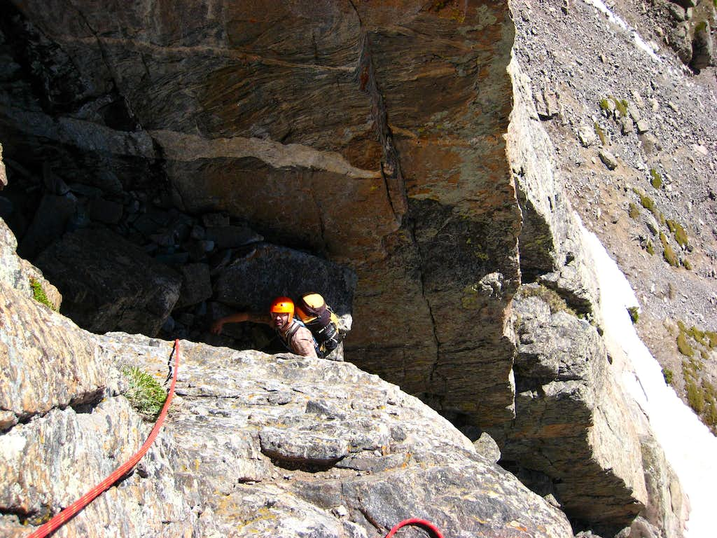 Jeff finishes pitch 2