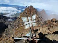 Summit of Illiniza Norte