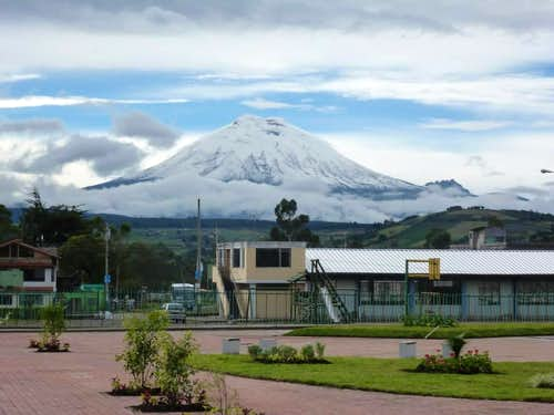 Stunning Cotopaxi