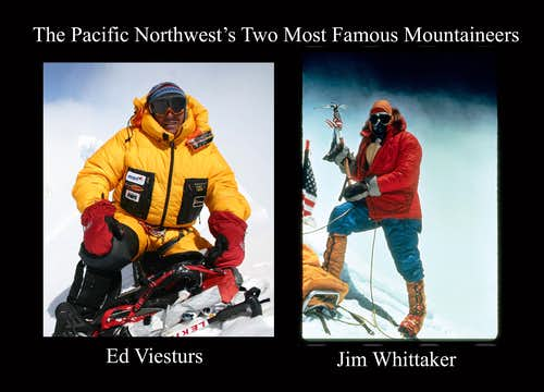 Whittaker and Viesturs