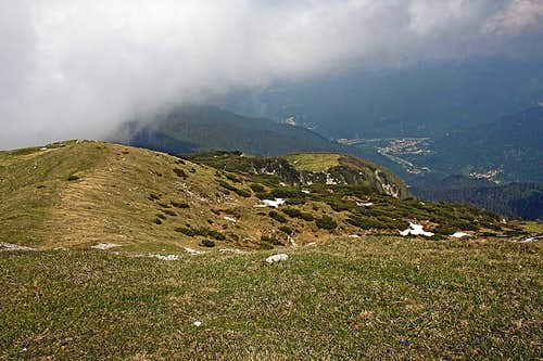 Paluzza from Monte Tersadia