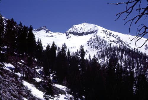 Southern Comb Spur Peaks