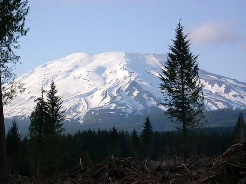 Mt St Helens May 20, 2004...