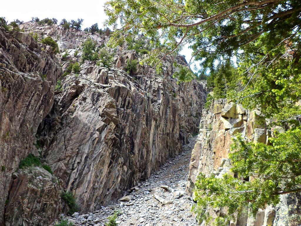 Cracked Canyon