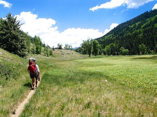 Upper Piedra River Trail