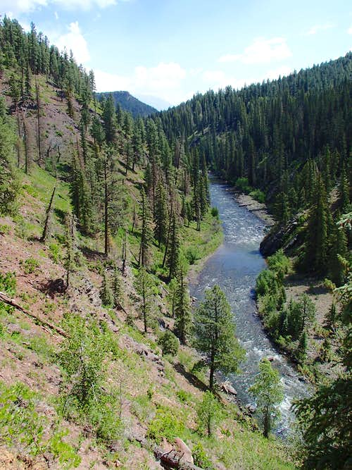 Pierda River