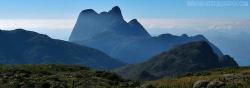 Paraná Peak group