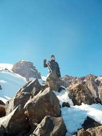 CascadeCohen on Muir Peak