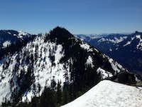 From Mailbox Peak