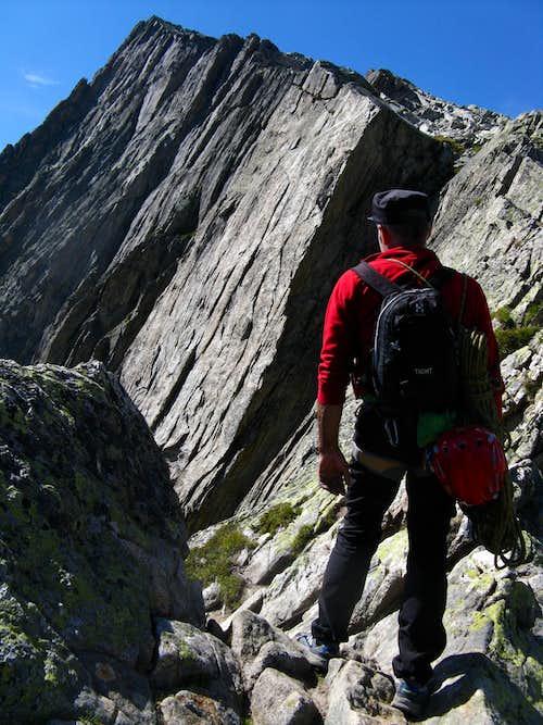 Bergseeschijen East face