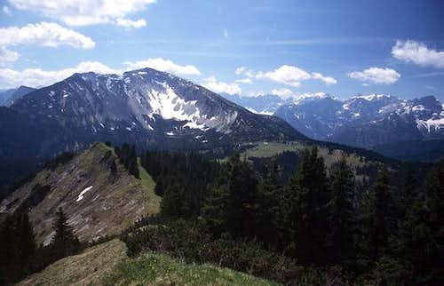 Schafreuter seen from North...