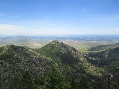 Coal Creek Peak
