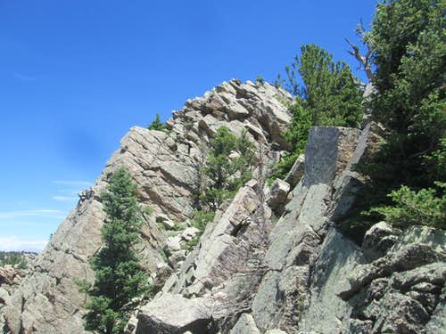 Typical Ridge Scrambling