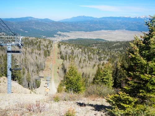 Agua Fria Peak