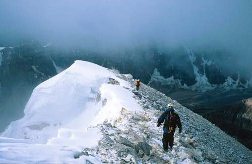 Summit Ridgeline