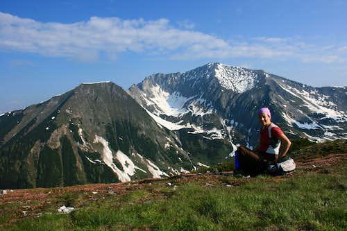 Steinfeldspitze, 2.344m