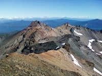 Diamond Peak, looking north