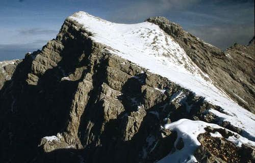 Sonntagkarspitze (2575 m)...