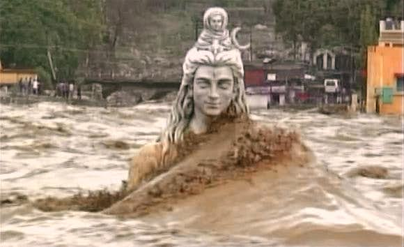 uttarakhand flood photos diagrams amp topos summitpost