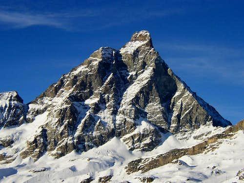 Matterhorn from Cime Bianche...
