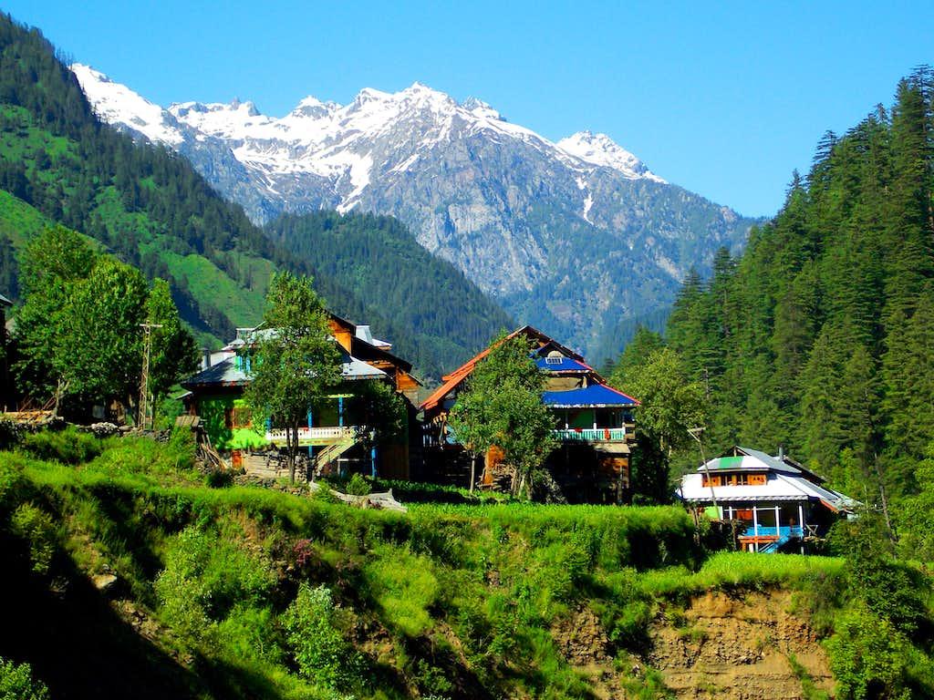 neelum valley pakistan photos diagrams amp topos