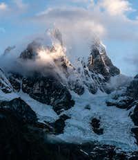 nevado Yerupajá