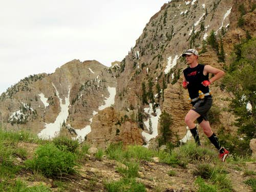 Running down the pockets fork route