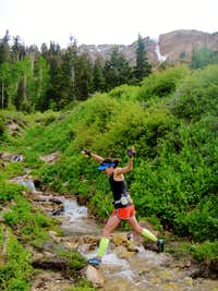 Jumping the stream