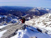 Climbing Anzotiello