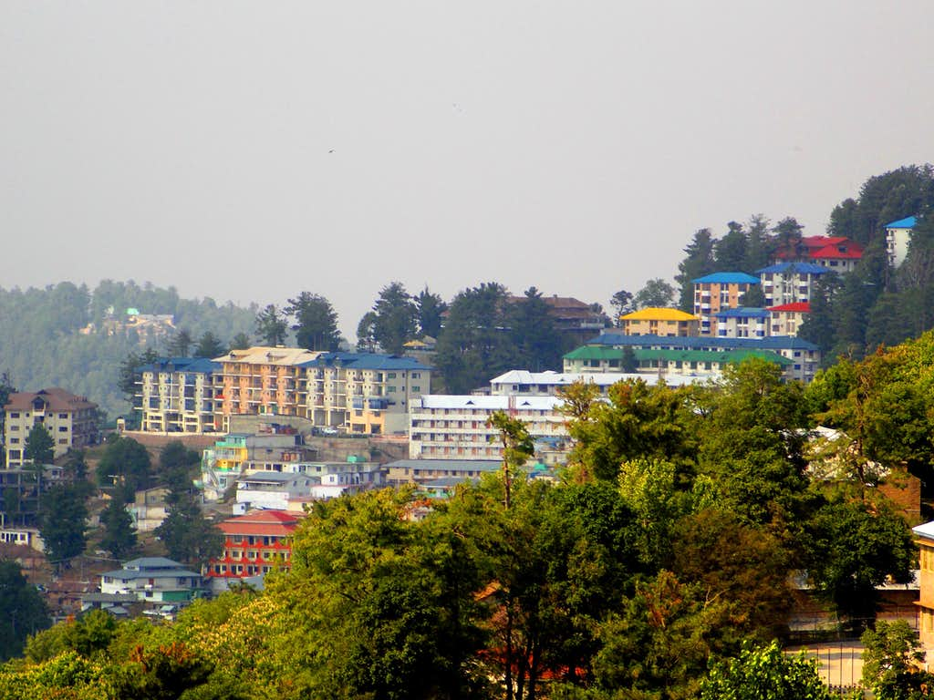 Murree Pakistan  City pictures : Murree, Pakistan : Photos, Diagrams & Topos : SummitPost