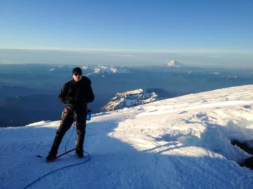 Rainier Summit - Anders