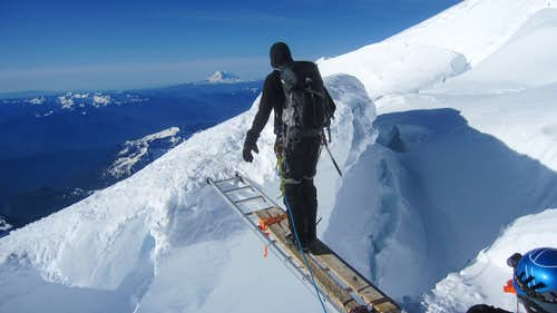 Crevasse Ladder Cross - Jason