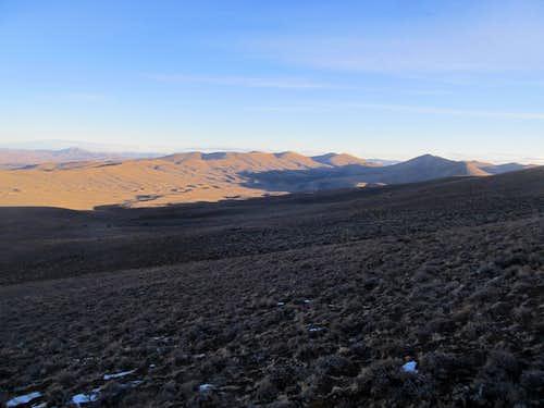 northern Adobe Range