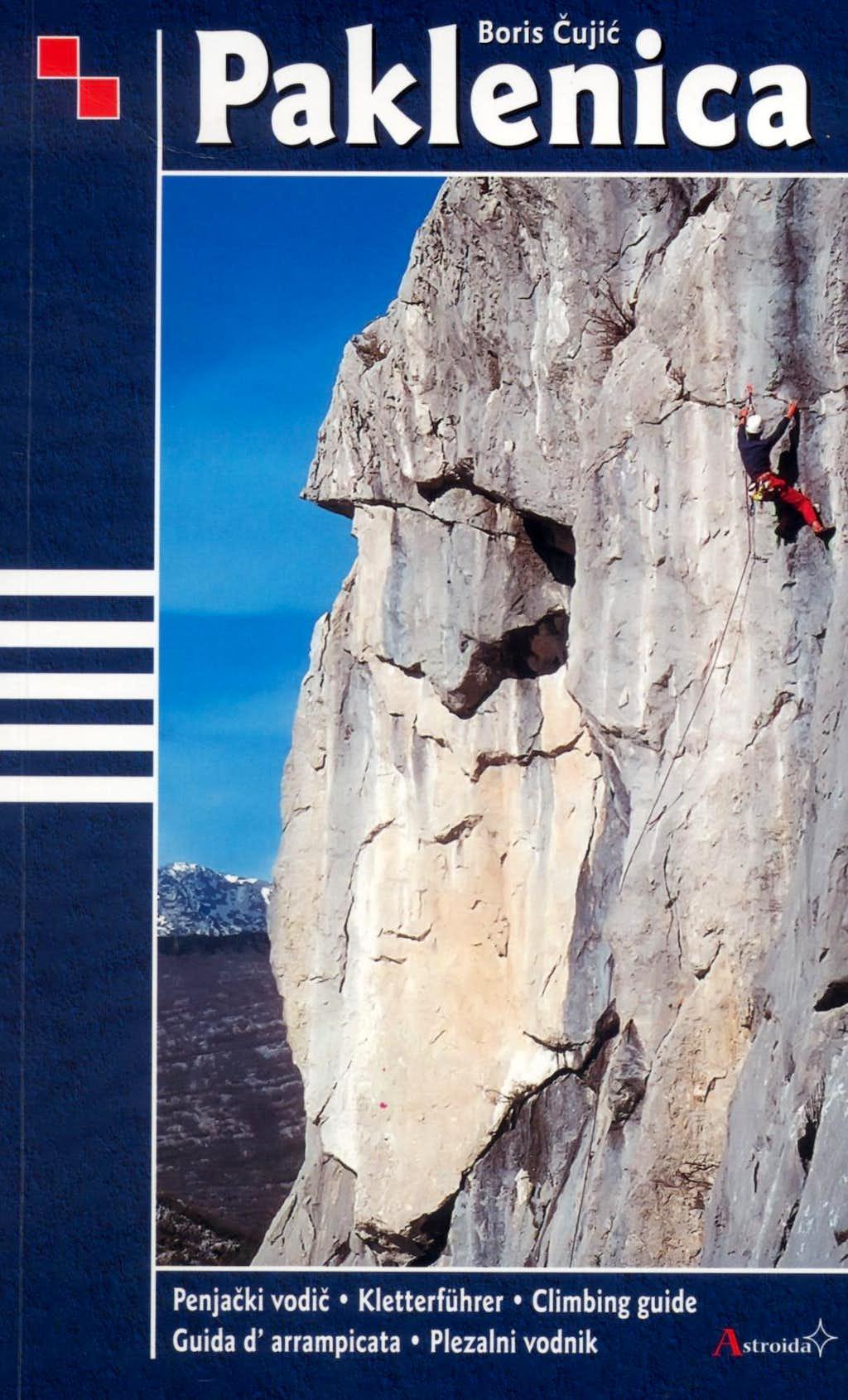 Paklenica climbing guidebook