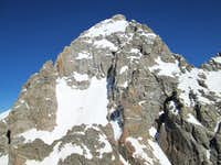 The Grand Teton seen from the summit of Disappointment Peak, June 9, 2013