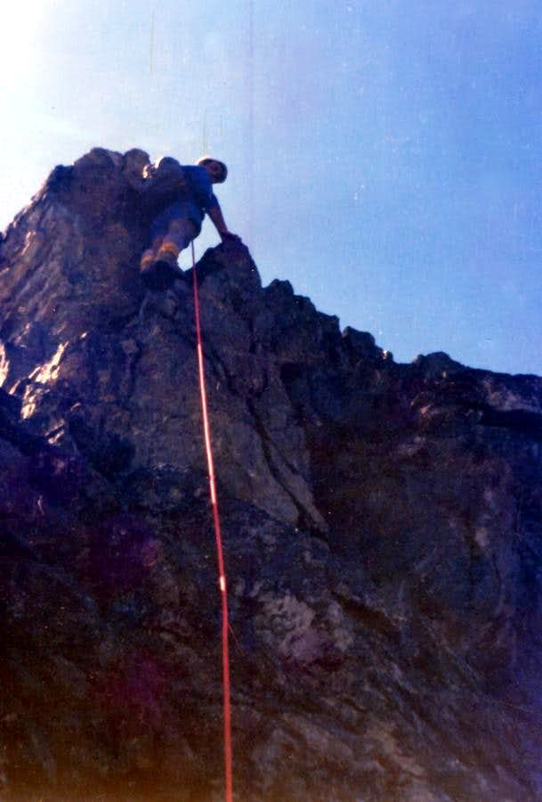 MONTE EMILIUS 33 ROUTES HISTORY N-NE Edge 1976