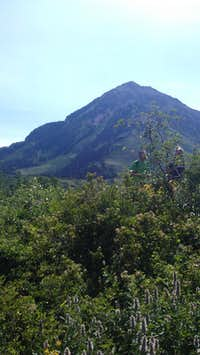North Timpanogas Along Trail