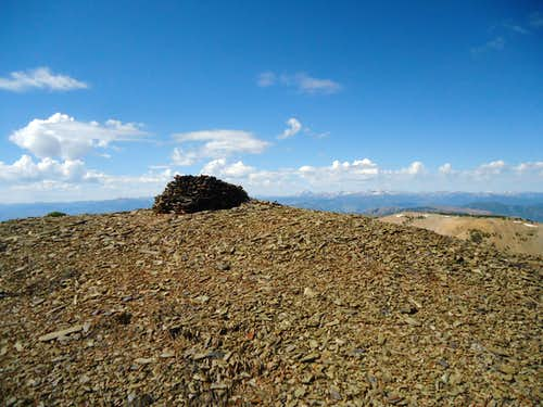 Bald Mountain Cairn