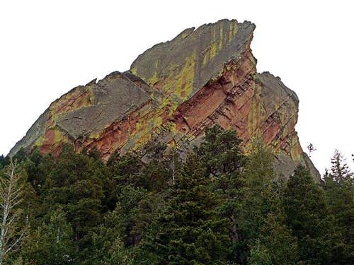 North Face of the Seal Rock