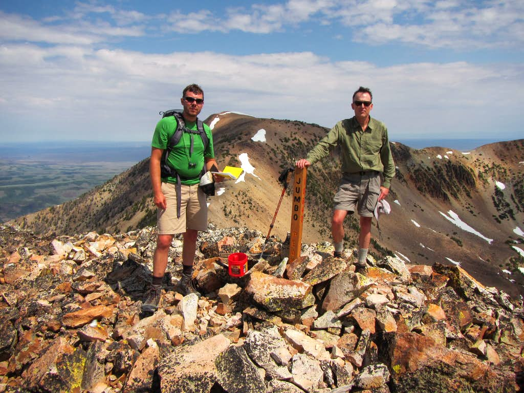 Jumbo Peak