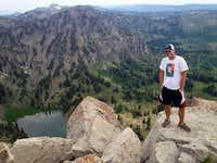 Me on Summit of Magog