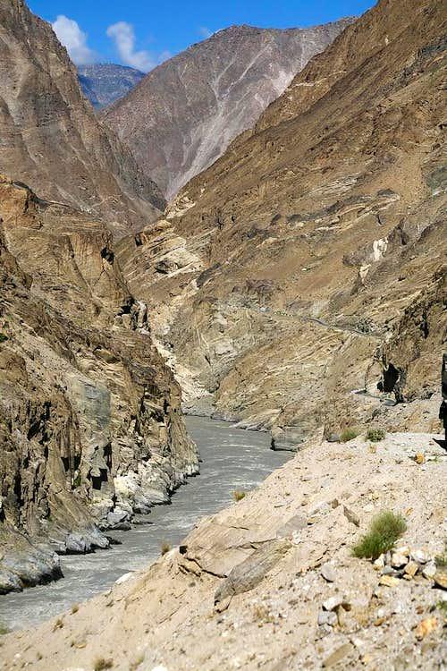Gilgit-Skardu Road