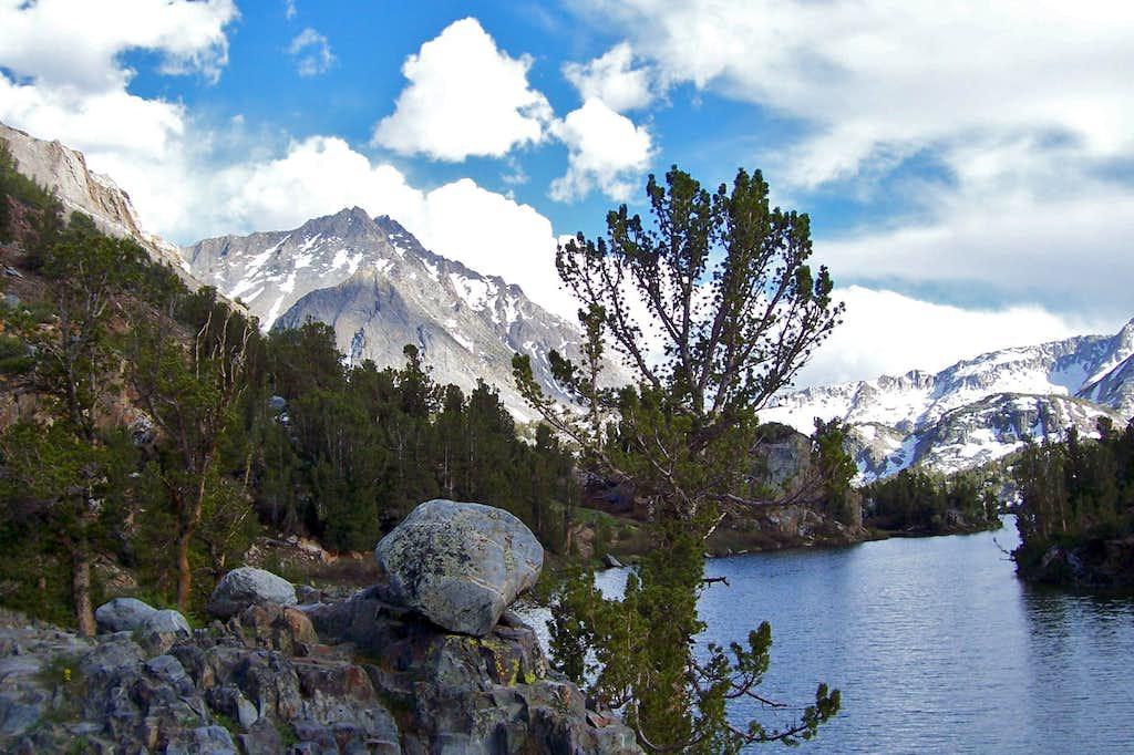 Views from Long Lake